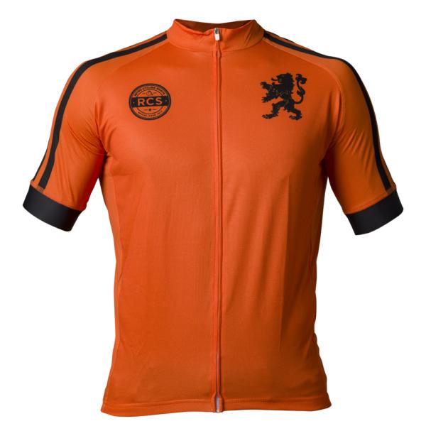 Johan Retro Cycling Shirts voorkant