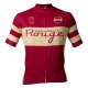 La Lanterne Rouge retro cycling shirt voorkant