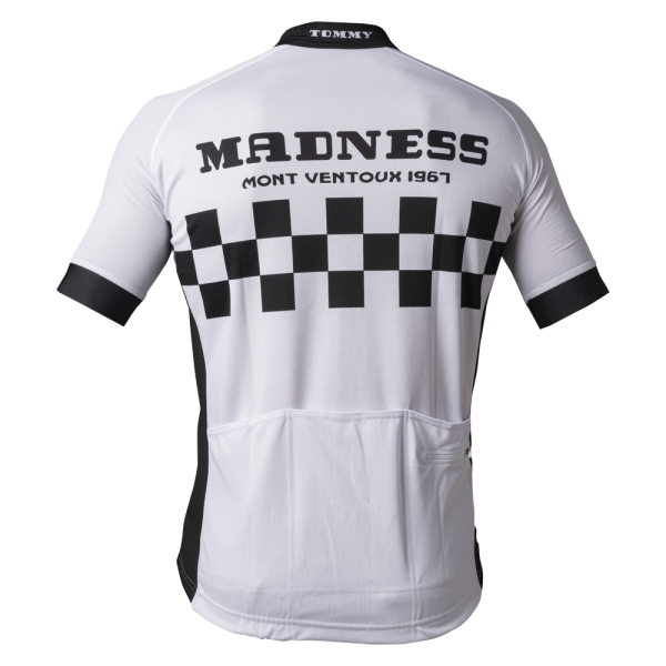 Madness Retro Cycling Shirts achterkant