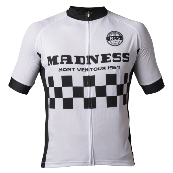 Madness Retro Cycling Shirts voorkant