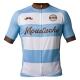 Monsieur Moustache Retro Cycling Shirt voorkant