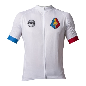 Telstar Retro Cycling Shirt voorkant